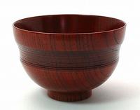 汁椀 欅 ひさご 京都 漆器の井助 漆塗りのお椀