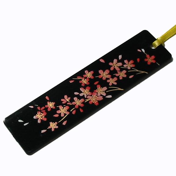 蒔絵しおり 桜(さくら)