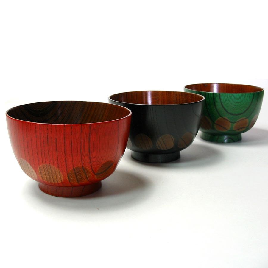 汁椀 漆切子 木製漆塗り 漆器の井助