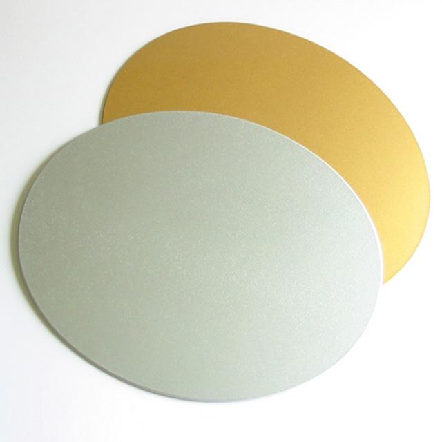 両面マット 楕円 小 ランチョンマット 漆器の井助