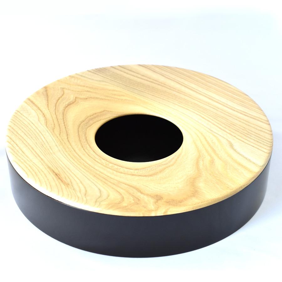 IMPRESSION 黒スリ Lサイズ オードブル一段重箱