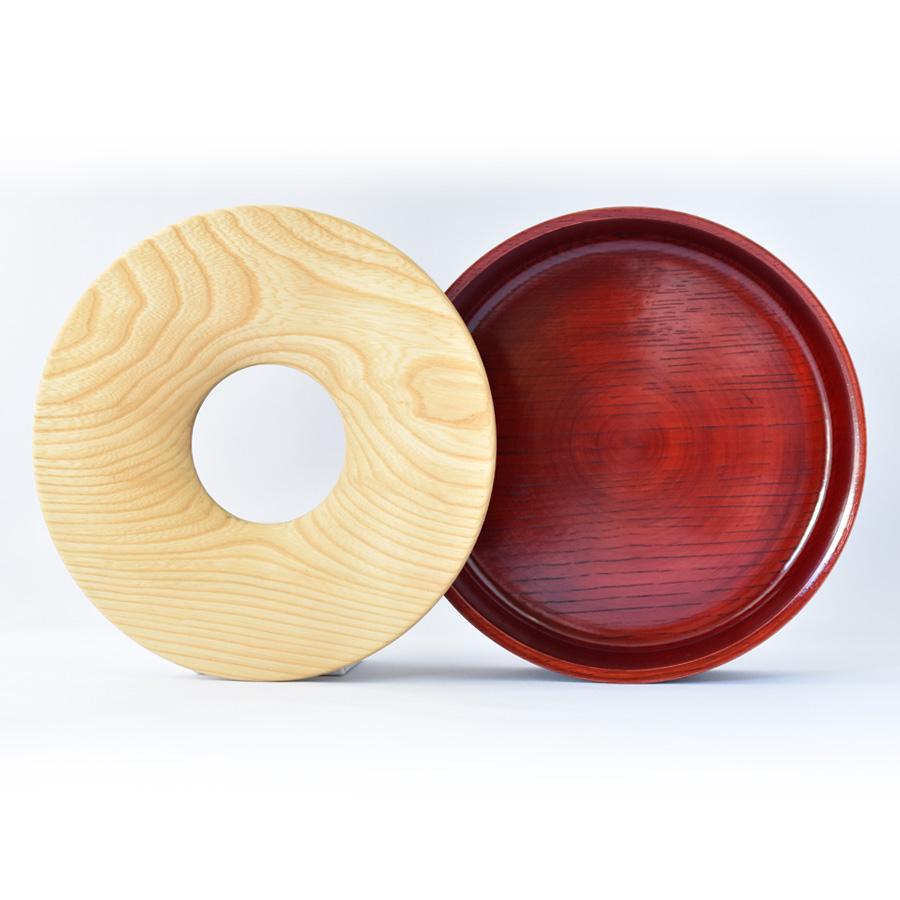 IMPRESSION 赤スリ Sサイズ オードブル一段重箱