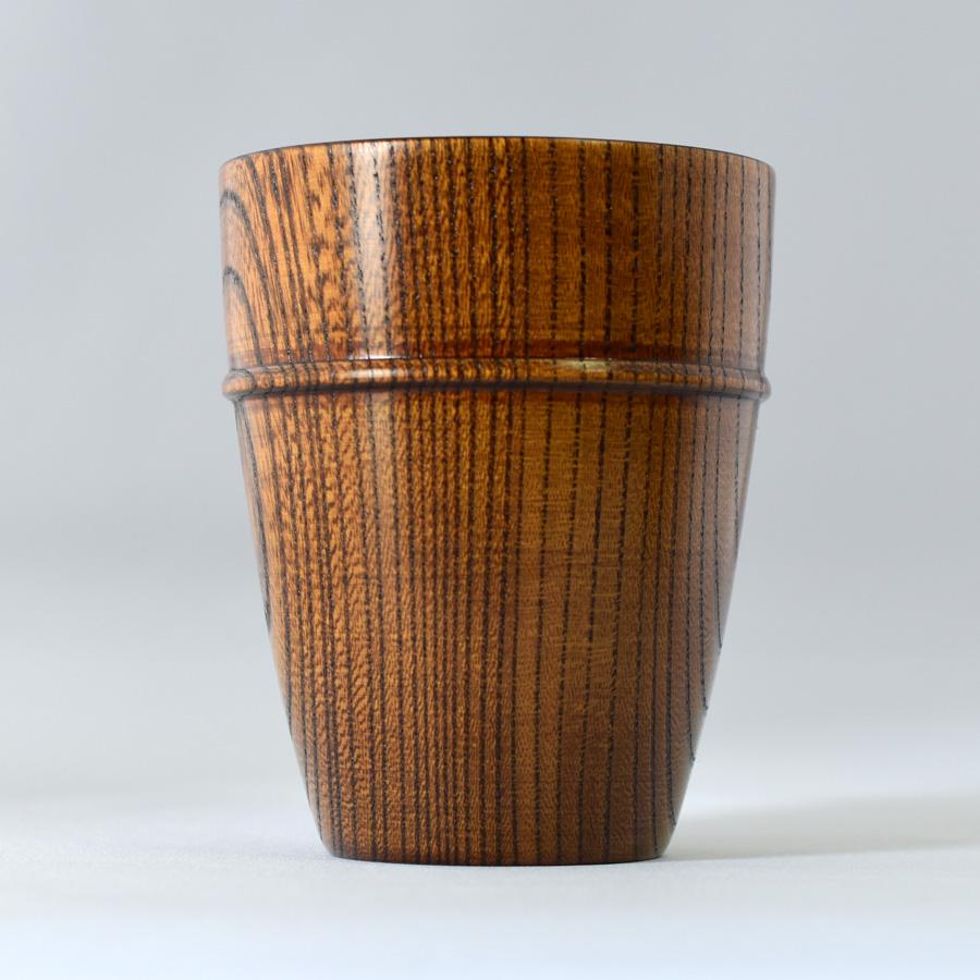 MOKUカップ  拭き漆バージョン